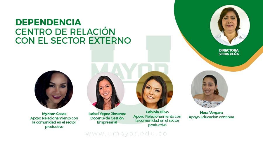 Centro de Relacion con el sector externo